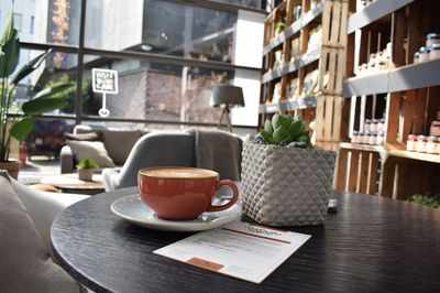 Coffee on a table. Photo: Stadt Oldenburg